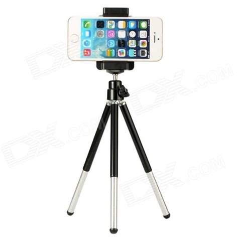 Tripod Iphone 5 lson ty 1 universal tripod holder for iphone 5 5s android phone black free shipping