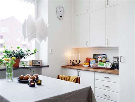 apartment kitchen design modern white kitchen apartment interior design decobizz