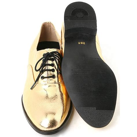 gold dress shoes mens glitter gold lace up oxfords dress shoes