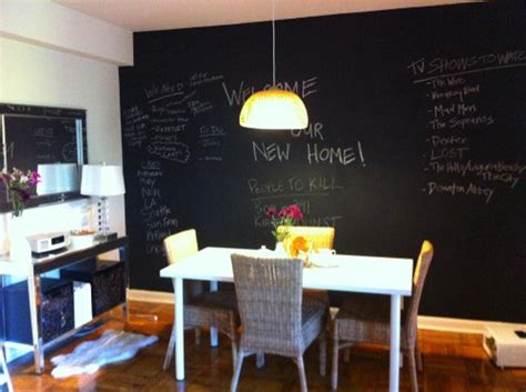 dining room chalkboard 15 dining room with chalkboard accents rilane