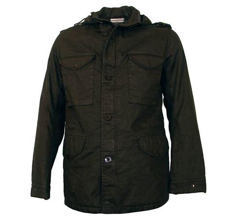 black jacket island black jacket with shoulder patch jackets