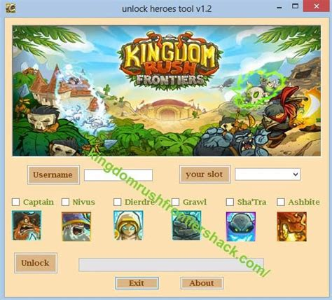 kingdom rush frontiers hacked full version softwave hack tool download