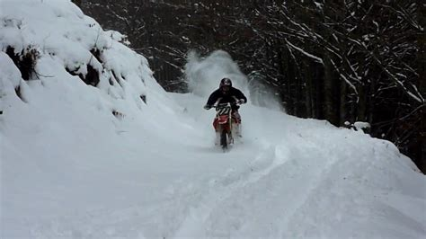 snow motocross motocross sulla neve snow mx youtube