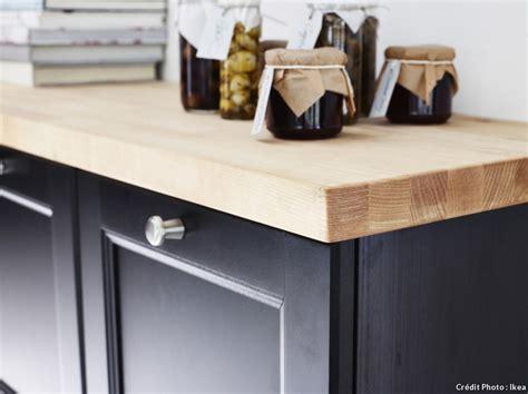 Ikea Plan De Travail Chene Massif by Plan De Travail Pour Cuisine Mat 233 Riaux Cuisine Maison