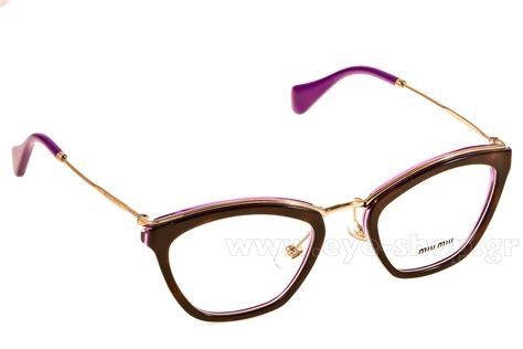 Frame Miu Miu 2017 Od eyewear miu miu 55mv sl61o1 51 216 2018 ver1
