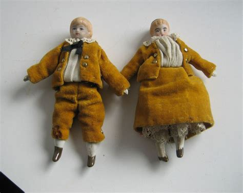 antique dolls house antique doll house dolls brother sister from sondrakruegerantiques on ruby lane