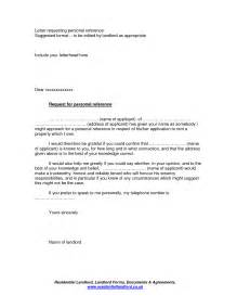Reference Letter For Tenant Uk Pin Tenant Reference Letter On