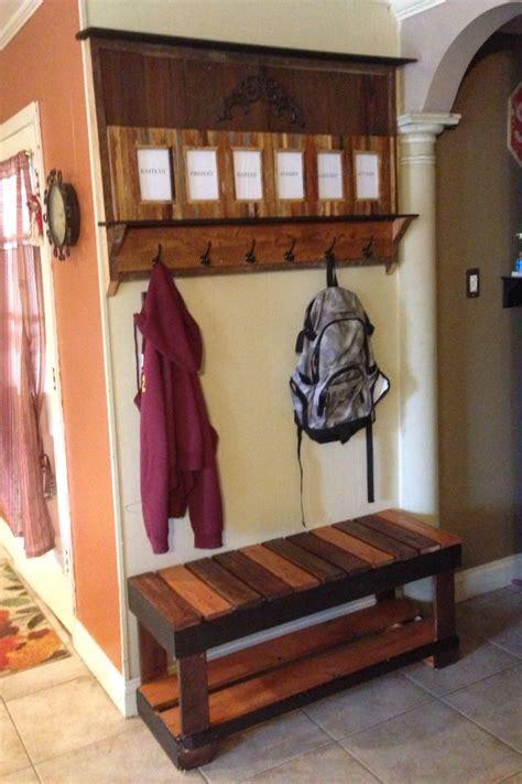 pallet coat rack  bench  images pallet coat