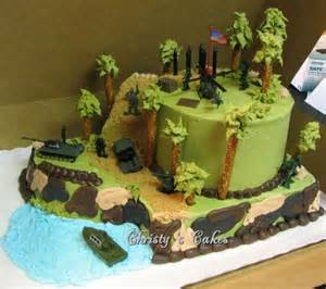 Army Decorated Cakes by 25 Best Ideas About Army Birthday Cakes On