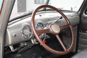 1951 chevrolet 3100 barrett jackson auction