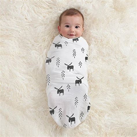 Ideal Baby Swaddle 3pcs Cheeky Monkey best and coolest 24 swaddle blanket boys baby best stuff