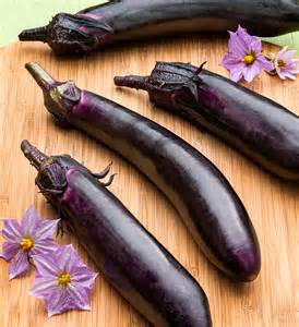 Fall Gardening Plants - ichiban japanese eggplant big yields long slender fruit