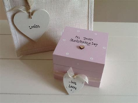 shabby chic gifts shabby personalised chic gift set christening baptism goddaughter any names