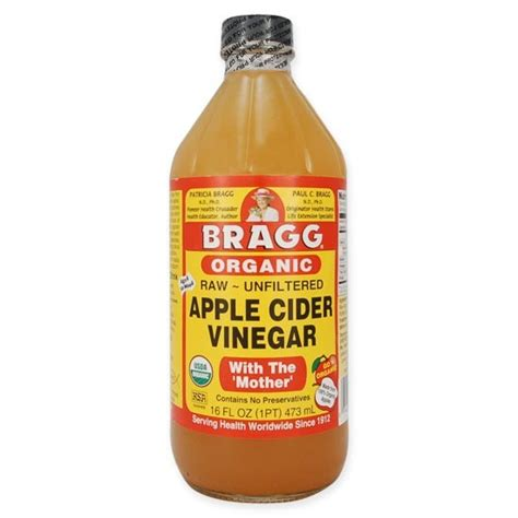 apple vinegar bragg bragg s organic apple cider vinegar 16 fl oz it s all