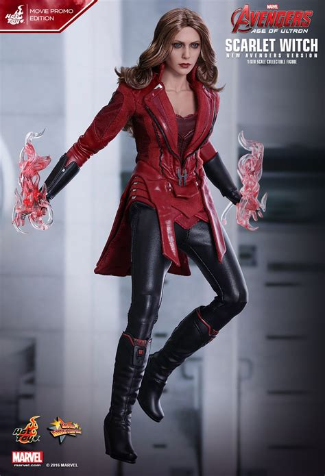 toys age of ultron scarlet witch new version promo edition 1