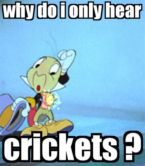 crickets meme crickets memes such