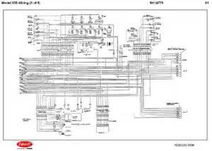Jake Brake System Detroit Diesel Ddec Ii Engine Electrical Wiring Diagrams