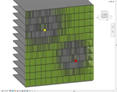 pattern on wall revit parametric facade revit חיפוש ב google bim studio