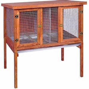 Double Bunny Hutch Ware Heavy Duty Double Rabbit Hutch Southern States