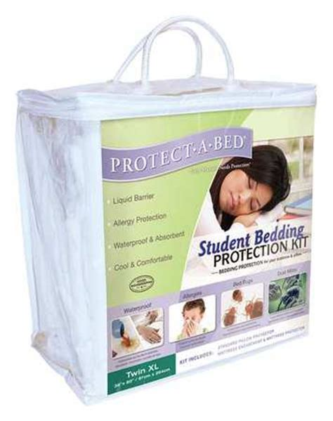 Bed Bug Kits Walmart Protect A Bed Allerzip Smooth Allergy Bug Mattress