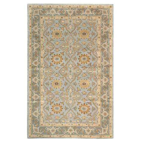 decorator rugs home decorators collection tudor porcelain 8 ft 3 in x 11 ft area rug 0373640165 the home depot