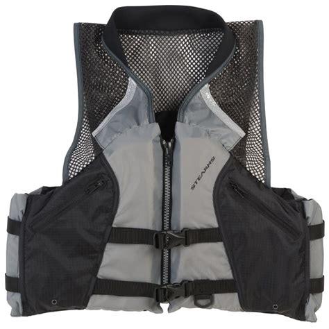 comfortable life vest stearns 174 comfort series collared angler life vest