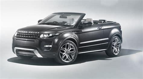 who builds range rover range rover evoque convertible land rover keen to build