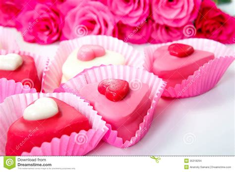 Romantic Decor And More by Sweet Hearts Stock Photo Image Of Chocolate Love