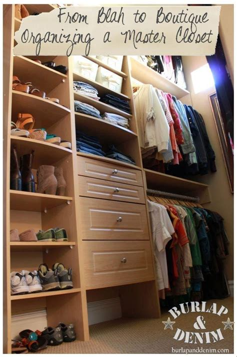 organize  walk  closet organizing  master