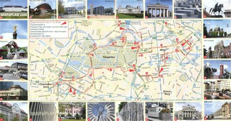 printable maps berlin berlin map free virtual map with 24 images of famous