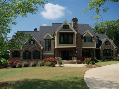 Interior Colors For Craftsman Style Homes Luxury Ranch Style Homes In Atlanta Home Style