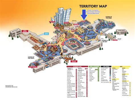 foxwoods floor plan image gallery mohegan sun map