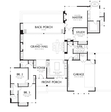 stanley floor plan stanley 1494 3 bedrooms and 2 baths the house designers