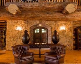 Interior Design For Log Homes Log Cabin Interior Design An Extraordinary Rustic Retreat