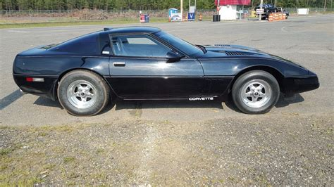 black c4 corvette chevrolet corvette c4 black pro for sale
