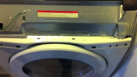 take apart samsung dryer samsung dryer repair
