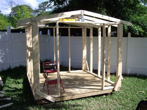 Easy To Build Storage Shed by Easy Diy Storage Shed Ideas Just Craft Diy Projects