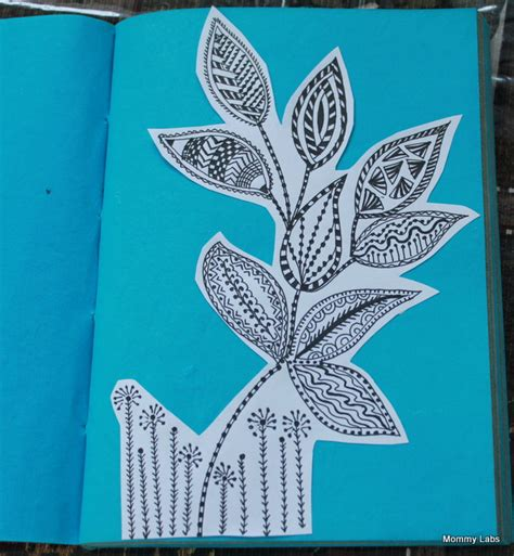zentangles doodling as a form of art the green room
