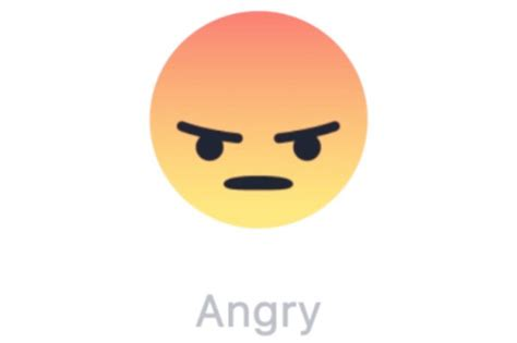 Angry Face Memes - the best ways to use the new facebook reactions the cut