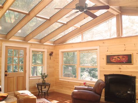 rustic kitchen sunroom glass roof system gloucester ma