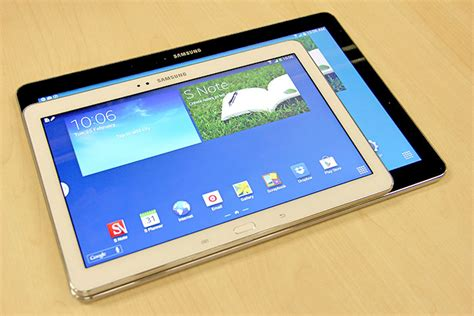 Samsung Tab Note 10 samsung galaxy tab pro 10 1 vs galaxy note 10 1 specs and features comparison neurogadget