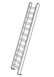 coloring page ladder img 8180