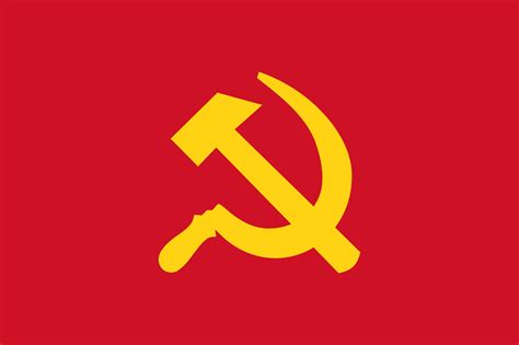 communist colors file flag of the communist of the philippines