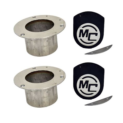 mastercraft boat exhaust tips mastercraft 190 197 x 7 2008 2012 4 inch stainless steel