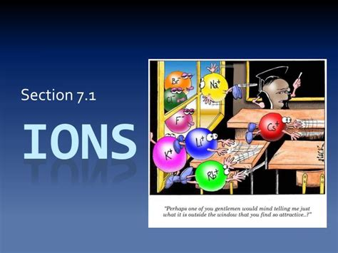 section 7 1 ions ppt ions powerpoint presentation id 2435906