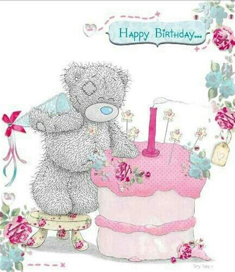 Happy Birthday Wishes Teddy 293 Best Images About Tatty Teddy On Pinterest Happy
