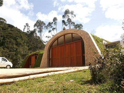 Hobbits Home | a hobbit home of your own hilly grass covered prefabs