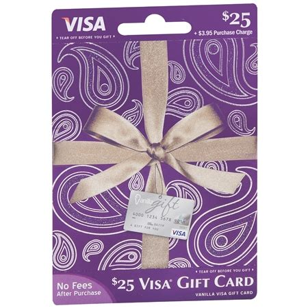 Find Balance On Visa Gift Card - vanilla visa 25 gift card walgreens