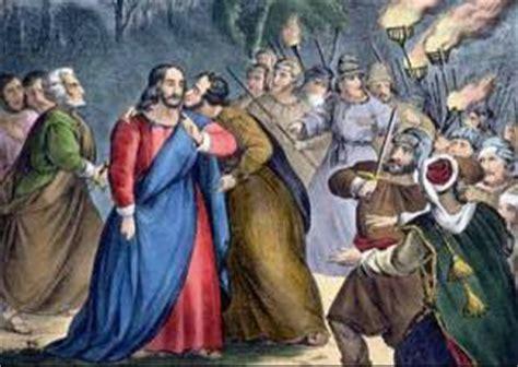 wann wurde jesus verraten vorlage