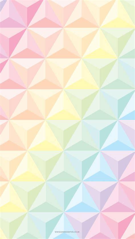 yellow background 05 iphone 6 wallpaper hd iphone 6 パステルカラーの幾何学模様 スマホ壁紙 iphone待受画像ギャラリー